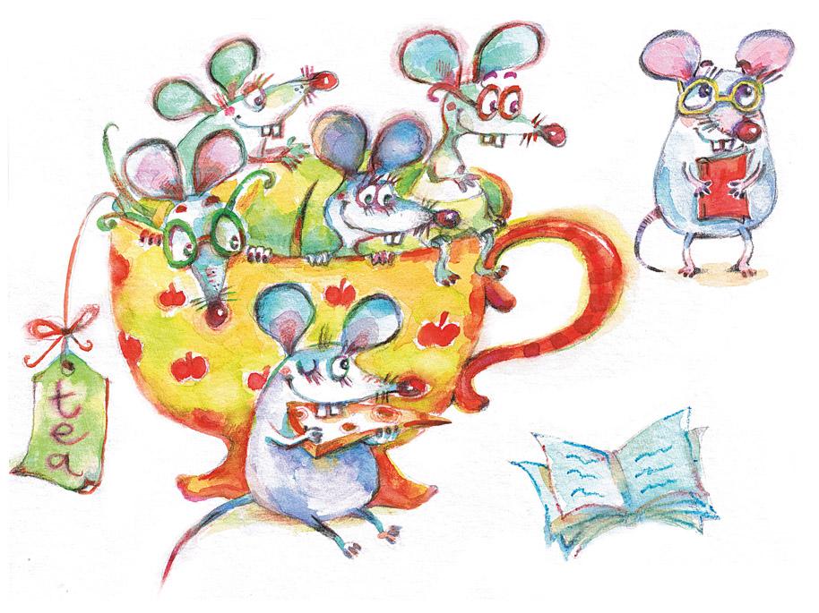 """Mishkisknijki - картинка от книгата """"Аз искам да бъда...""""2"""